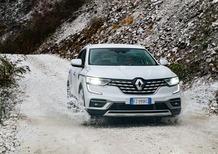 Renault Koleos: restyling di mezz'età e tanto tanto comfort [Video]