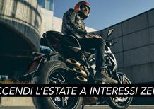 MV Agusta: interessi zero fino a fine luglio