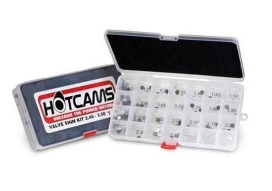 Spessori valvola calibrati Hot Cams
