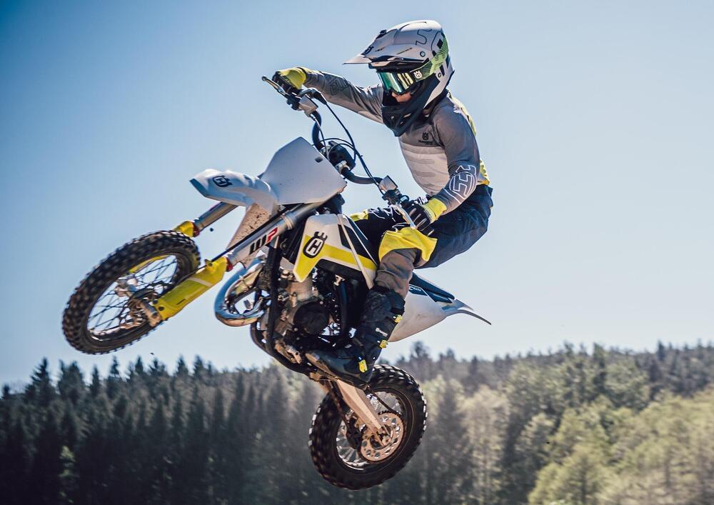 2021 Husqvarna TC65 Guide • Total Motorcycle