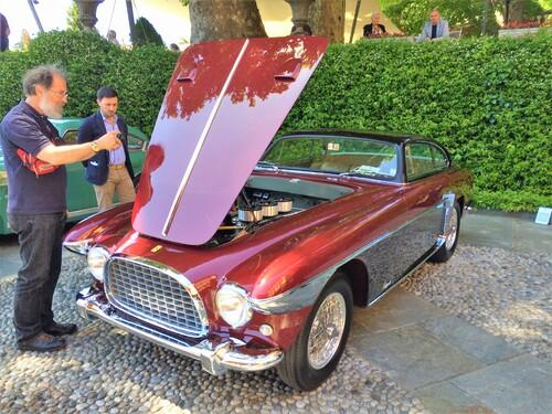 A Villa d'Este per la Coppa d'Oro: fra auto ricche di storia e prototipi futuristici (7)