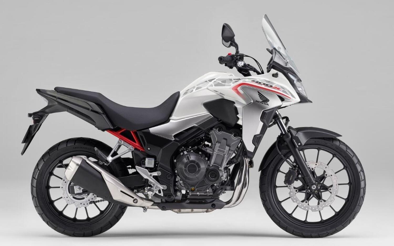 Honda CB400X. Nuove colorazioni giapponesi