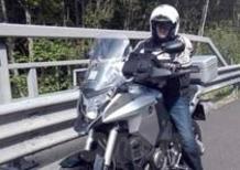 Alla SBK di Brno con la Honda Crosstourer 1200