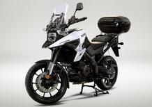 "Suzuki V-Strom 1050 ""Machi"". Nuovo allestimento Touring"