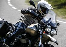Moto Guzzi V85TT Travel TEST: godersi il viaggio!