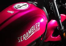 Ducati Scrambler Shocking per la parata del WDW