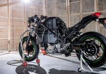 Si avvicina il debutto della Kawasaki elettrica?