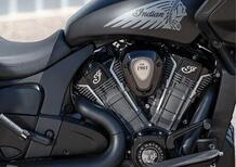 Indian, una nuova touring Bagger con il motore PowerPlus 108