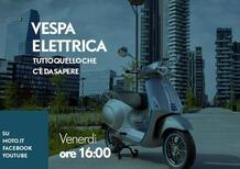 Vespa elettrica, mai così economica: con gli ecoincentivi risparmi subito fino a 4.000 euro!