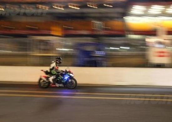 Una notte a Le Mans per la 24 Heurs Moto