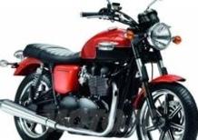 Nuovi colori per la gamma Triumph Classics