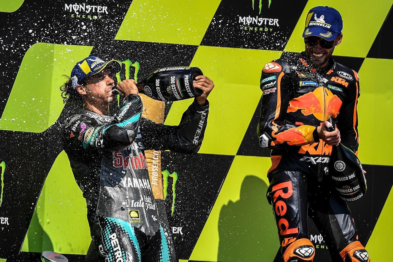 GALLERY MotoGP 2020. Il GP della Rep. Ceca a Brno