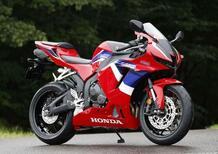 Nuova Honda CBR600RR 2021: eccola. Niente Europa?