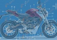 """Honda lavora a un """"CB125R"""" elettrico"""