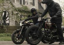 La passione di Jason (Momoa) per le moto: dirigerà e produrrà sette cortometraggi per Harley-Davidson