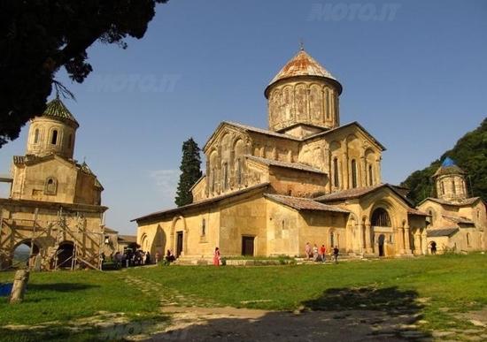 Viaggi. Moto Raid Georgia e Armenia