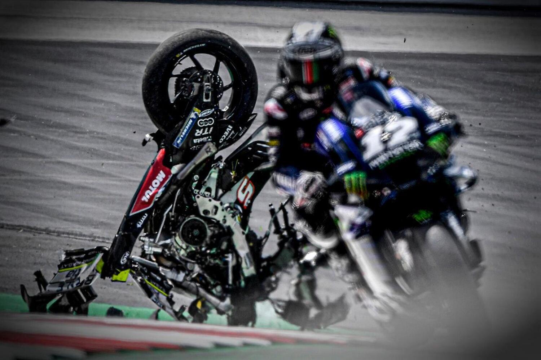 MotoGP dell'Austria 2020. Gigi Soldano, gli altri fotografi e quegli scatti da Pulitzer