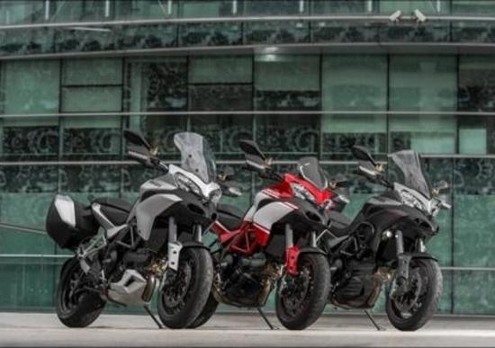 Ducati Multistrada 1200 2013: tutti i dettagli!
