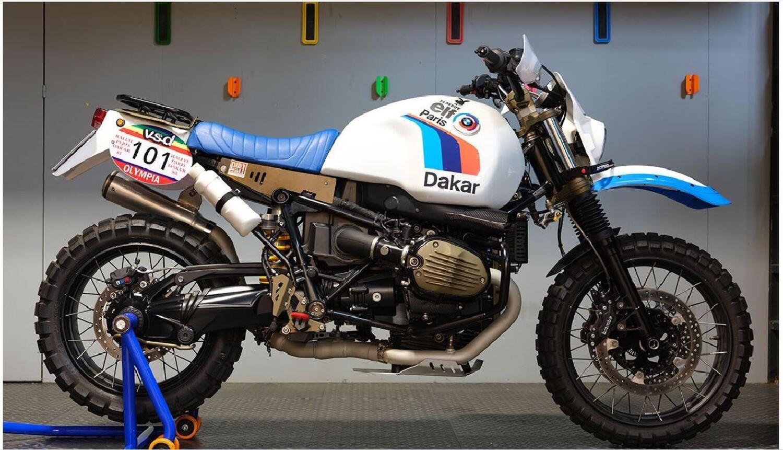 BMW Urban G/S Dakar