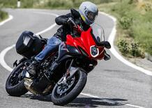 Prova MV Agusta Turismo Veloce 800 Rosso. La crossover che fa bene al cuore e al portafogli