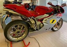 In vendita la MV di Agostini: F4 a €300.000 [FOTOGALLERY]