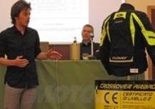 Clover Collezione 2013: debutta Crossover, la giacca con airbag