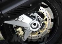 Dal 2016 ABS di serie per gli oltre 125 e moto più pulite