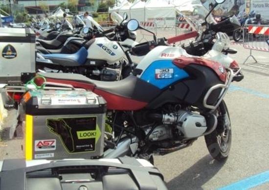 BMW. Il meeting del Sud richiama centinaia di motociclisti