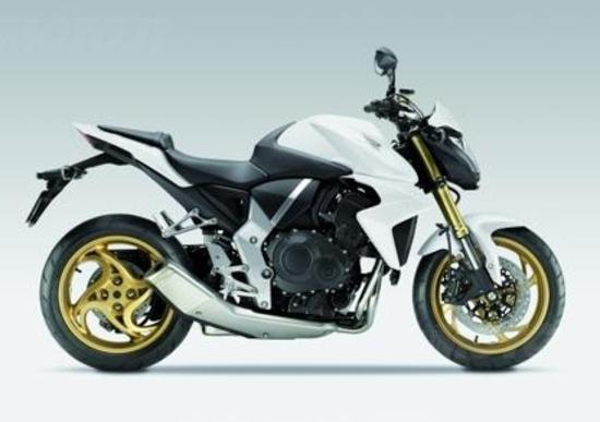 Intermot 2012: Nuovi colori per Honda CBR1000RR Fireblade, CB1000R e Hornet