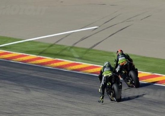 GP di Aragon. Dammi un cinque!