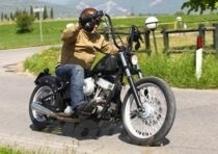 Headbanger cerca Real biker per il catalogo 2013