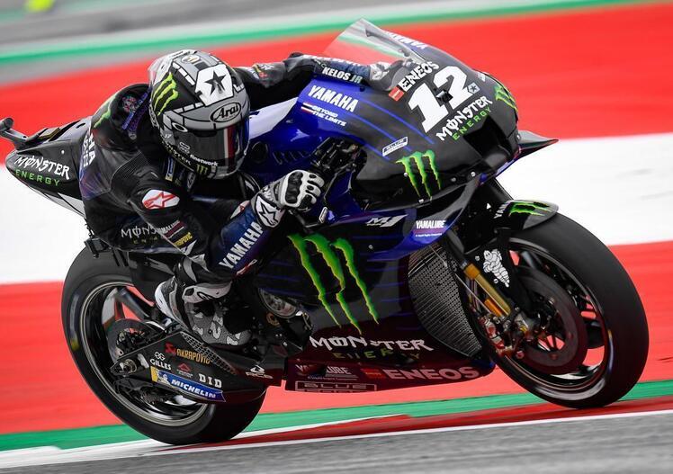 MotoGP di Misano/1. FP1: grandissimo inizio per Maverick Vinales