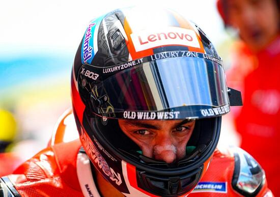 MotoGP. Danilo Petrucci a Misano con una motivazione in più e con la voglia di tornare a divertirsi in moto