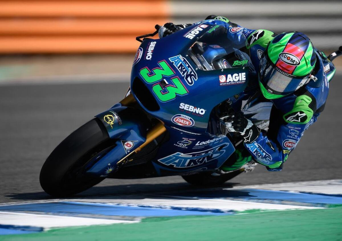 MotoGP. Enea Bastianini in Ducati nel 2021 - MotoGP - Moto.it