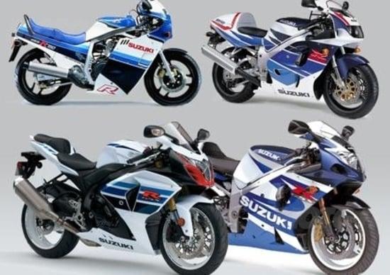 Suzuki: un milione di GSX-R. La sua storia