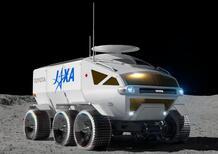 Una Toyota sulla Luna: è il Lunar Cruiser