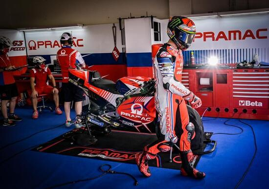 MotoGP 2020. Pecco Bagnaia: Vado a braccetto con la sfiga