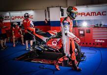 "MotoGP 2020. Pecco Bagnaia: ""Vado a braccetto con la sfiga"""