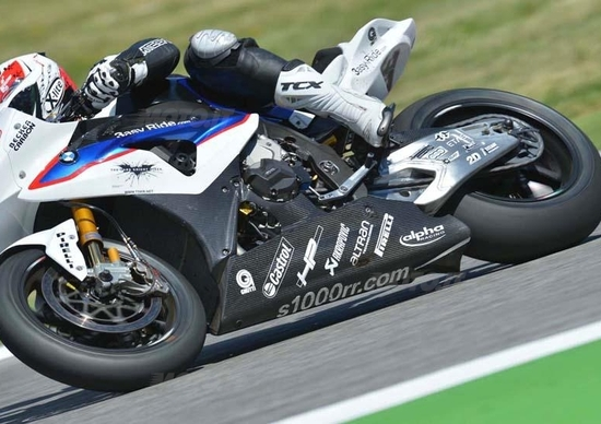 BMW S1000RR SBK Factory