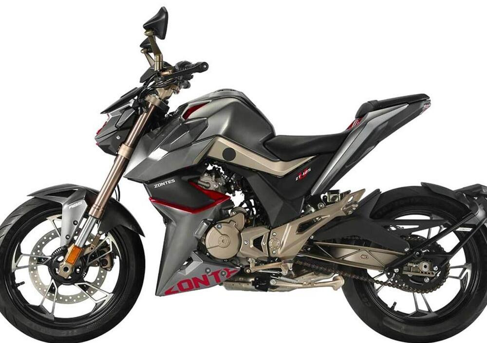 Zontes ZT 125 U (2021), prezzo e scheda tecnica - Moto.it