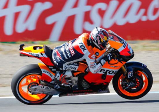 Pedrosa vince il GP del Giappone