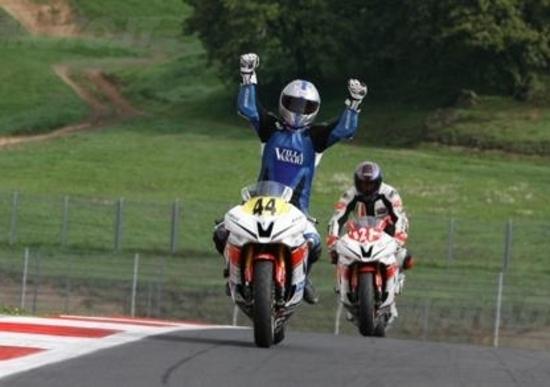Yamaha R6 Cup: vittoria a Manici, titolo a Biliotti