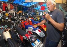 Moto da Enduro: l'incredibile collezione del campione Claudio Terruzzi