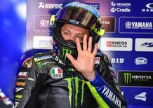 MotoGP. Valentino Rossi rinnova con Yamaha per un anno, è ufficiale!