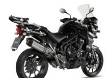 Terminale MIVV Speed Edge per Triumph Tiger 1200 Explorer