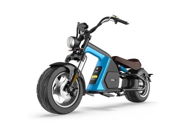 EMoS WYLD, lo scooter elettrico che vuole diventare una Cruiser