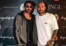 Andrea Iannone in affari con Gue Pequeno: inaugurato a Lugano il Jungle