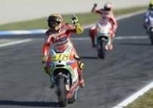 Rossi: In Yamaha sarò il numero due