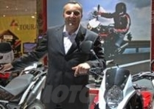 "Klaus Allisat: ""Husqvarna? Diventerà una splendida fabbrica italiana di moto """