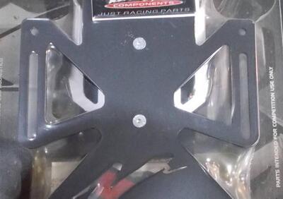 Portatarga EXTREME Valter Moto per Honda CB1000R Valter Moto Components - Annuncio 8170649
